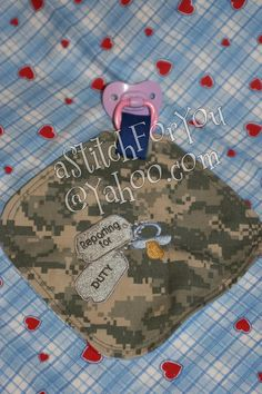 Reporting for DOOTY-Duty Paci Pacifier,  Military Soldier, Sailor, Grunt, Airman -  INSTANT Download Machine Embroidery Design by Carrie