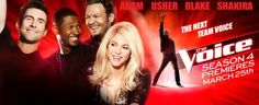 Season 4 of The Voice - The New Coaches: Click or Clash? | Gossip and Gab