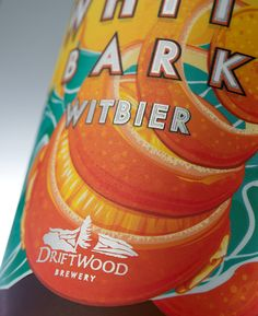 White Bark Witbier on Packaging of the World - Creative Package Design Gallery