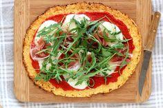 Comment faire une pizza sans gluten en pas à pas - 17 photos
