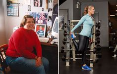 'I Was Considering Weight-Loss Surgery Before I Tried this Workout and Lost 75 Pounds'  http://www.womenshealthmag.com/weight-loss/sarah-hancock-success-story?utm_source=WMH01