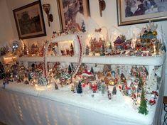 Diy Christmas Village Platform North Pole 26 Ideas Diy Christmas Village Platform, Christmas Tree Village, Christmas Villages, Christmas Music, Happy Holidays, Christmas Holidays, Christmas Decorations, Xmas, Holiday Decor