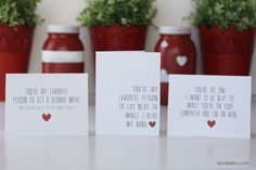 Printable Funny Valentine's Day Cards by http://www.landeeseelandeedo.com