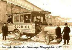 Vienna Bus 1909