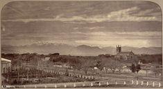 Peshawar Photos - Rare Old image of Peshawar and St. Johns Church, 1878
