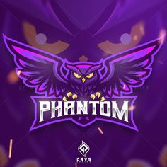 Fiverr freelancer will provide Graphics for Streamers services and design twitch and mixer overlay for your stream including Logo Design within 3 days Team Logo Design, Mascot Design, Typography Logo, Logo Branding, Buho Logo, Mobile Logo, Owl Logo, Logo Process, Esports Logo