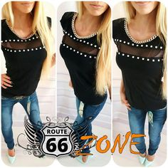 2017 fashion sexy summer women t shirt blusa casual kawaii black chain rivet cotton hollow out lace clothing female tops shirts Women's Summer Fashion, Fashion 2017, Fashion Women, Womens Motorcycle Fashion, Lace Outfit, Casual Tops, T Shirts For Women, Lace Clothing, Female Tops