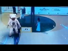 OMG! Extremely Realistic Holograms In Dubai Mall... Imagine This Tech. For Fake Alien Invasion | Alternative