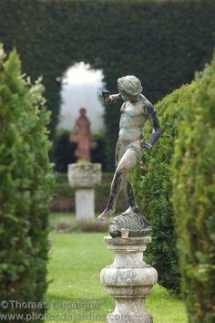 Thomas Dupaigne- Photographe de jardins - Château d'Ambleville