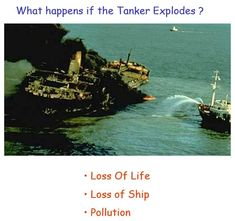 Everything we do at Sea Tanker Ship, Inert Gas, Exhaust Gas, Oil Tanker, Everything, Knowledge, Boat, Life, Travel