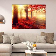 Πίνακας σε καμβά Φωτεινό μονοπάτι Painting, Art, Art Background, Painting Art, Kunst, Paintings, Performing Arts, Painted Canvas, Drawings
