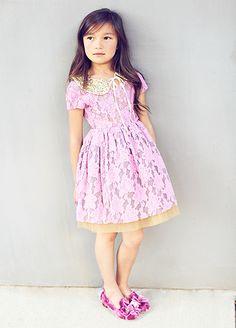 *NEW* Josefine Dress in Plum