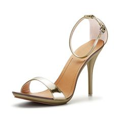 Looking for OCHENTA Women's Ankle Strap Stiletto High Heel Dress Sandals ? Check out our picks for the OCHENTA Women's Ankle Strap Stiletto High Heel Dress Sandals from the popular stores - all in one. Diamante Sandals, Pearl Sandals, Dress Sandals, Ankle Strap Sandals, High Heels Stilettos, Pumps, Open Toe, Casual Shoes, Fashion Shoes