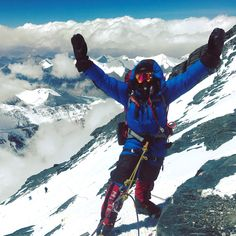 Holly Budgeis a British adventurer, mountaineer and public speaker, having just returned from the roof of the world, successfully summiting Everest on May 22nd 2017. ...