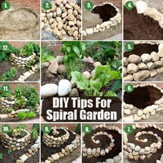 Tips For Creating The Perfect Spiral Herb Garden