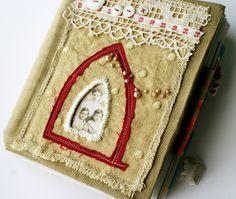 3 children art journal (sold)