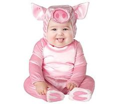This Lil Piggy Infant / Toddler Costume