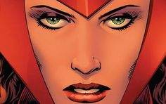 Scarlet Witch (Uncanny Avengers #1)