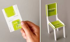Are you looking for business card inspiration? Here are 25 most creative business cards.