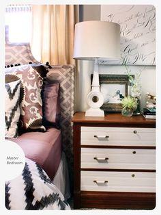 Master Bedroom nightstand/dresser