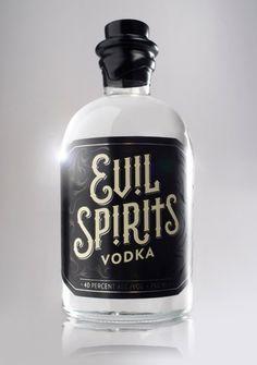 Evil Spirits Vodka