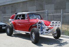 V8 GARAGES: Baja Buggy - O trilheiro