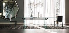 Cattelan Italia Klirr table by Emanuele Zenere