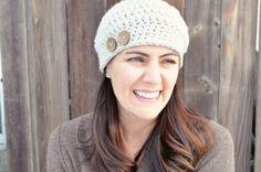 crochet hat pattern!