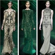 Favorite Looks from the Monique Lhuillier Fall 2013 Collection