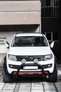Volkswagen Amarok 2.0 TDi by ErdemDeniz.deviantart.com on @DeviantArt