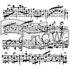 TCW579 Sheet Music | The Crafter's Workshop Store