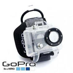 GoPro Video Cameras - GoPro HD Wrist Housing - Clear