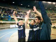 Cambiasso, Zanetti, Milito, Samuel