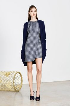 Alexander Lewis Pre-Fall Collection for 2014