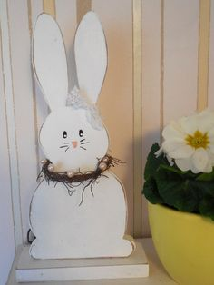 ostern on pinterest basteln easter bunny and easter eggs. Black Bedroom Furniture Sets. Home Design Ideas