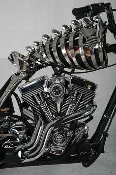 Skull Rider  -  Xiao Lei