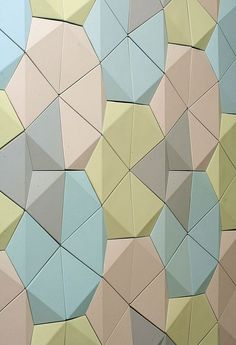 origami tiles: