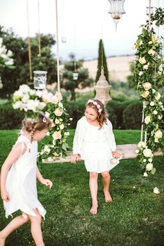 Flower swing | Les A