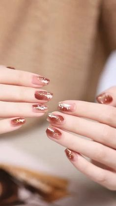 The pretty nail art designs that perfect for spring looks 1 Stylish Nails, Trendy Nails, Cute Nails, Korean Nail Art, Korean Nails, Nail Art Designs Videos, Nail Art Videos, Pink Nail Art, Pink Nails