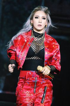 2NE1 CL AT MAMA IN HONG KONG (DECEMBER 2, 2015)