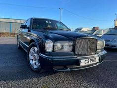 Approved Used Bentley Arnage for Sale in UK | RAC Cars Used Bentley, Bentley Arnage, Wood Detail, Leather Cover, Automobile, Label, Cars, Red, Car