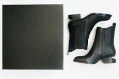 F I G T N Y New Alexander Wang boots
