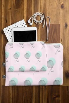 Gabi The Places Youll Go Pouch | DENY Designs Home Accessories