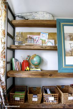 Fresh Homeschool Room Ideas Small Spaces