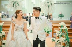 The Official Photos of Kaye Abad and Paul Jake Castillo's Wedding Will Make You Believe in Happily Ever After Wedding Blog, Wedding Photos, Bride And Breakfast, Make You Believe, Happily Ever After, Celebrity Weddings, Wedding Dresses, Celebrities, Cebu