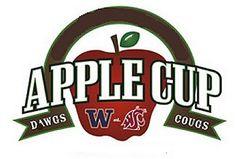 Apple Cup...GO HUSKIES!!