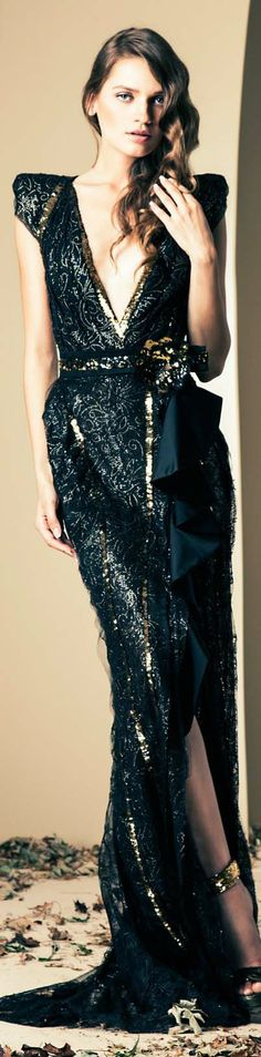 Ziad Nakad Couture | Fall/Winter 2014
