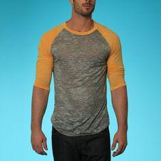 Baseball shirts - underrated.