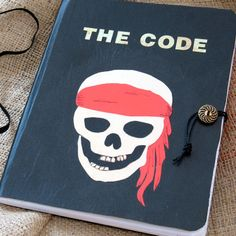 pirate journal Disney Pirate Craft: The Code | Crafts | Spoonful