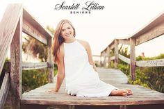 ABBY | JACKSONVILLE SENIOR PICS | Jacksonville Senior Photographer // Scarlett…